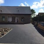 Workington Tarmac Driveway Finished