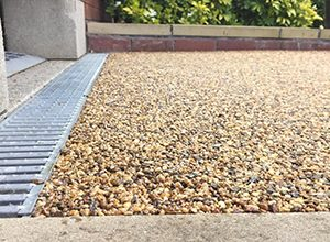 Dundee Resin Driveway