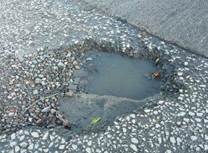 Kirkcaldy Pothole Repairs