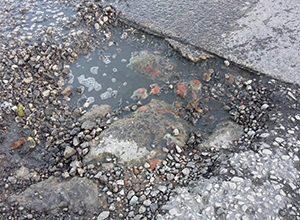 Pot Hole Repairs Kirkcaldy