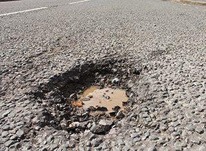 Pothole Repairs Kirkcaldy