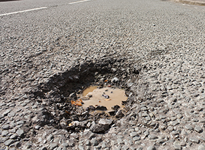 Pothole Repairs Dumfries